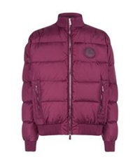 Billionaire Quilted Puffer Jacket Red