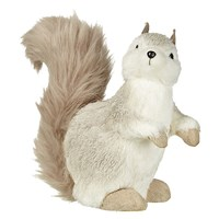 John Lewis Snowshill Squirrel Silver