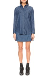 The Fifth Label Women's 'Let's Dance' Long Sleeve Chambray Shirt