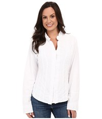 Scully Keaton Blouse White Women's Blouse