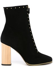 Charlotte Olympia 'Diane' Boots Black