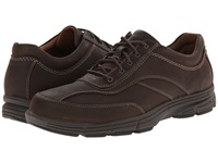 Dunham Revstealth Brown Men's Lace Up Casual Shoes