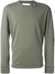 Our Legacy Classic Sweater Green