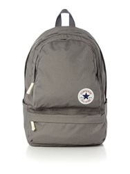 Converse Core Poly Chuck Plus Backpack Grey