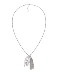 George J. Love Necklaces Silver