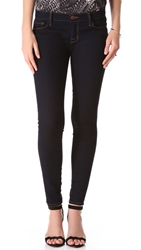 J Brand 910 Low Rise Skinny Jeans Ink