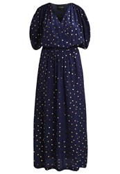 Stine Goya Anna Summer Dress Ebony Dark Blue