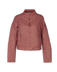 Replay Jackets Pastel Pink