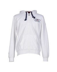 North Sails Topwear Sweatshirts Men White