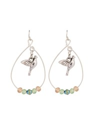 White Stuff Nectar Bead Earring