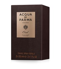 Acqua Di Parma Colonia Oud Travel Spray Refills 30Ml X 2 Unisex