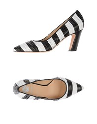 Viktor And Rolf Footwear Courts Women White