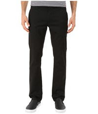 Brixton Reserved Standard Fit Chino Pants Black Men's Casual Pants