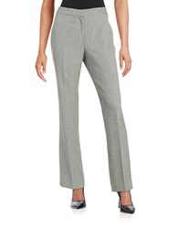 Nipon Boutique Kate Classic Fit Pants Grey Black