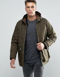 Puffa Billinghay Jacket Green