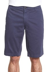 Ag Jeans Men's Ag 'Griffin' Chino Shorts Night Sky