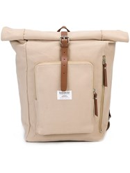 Sandqvist 'Jerry' Backpack Nude Neutrals