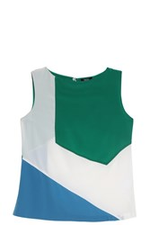 Raoul Colour Blocked Top