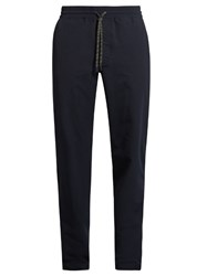 A.P.C. X Outdoor Voices Runningman Performance Track Pants Dark Navy