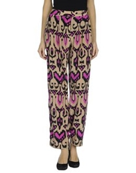 Alice By Temperley Casual Pants Skin Color