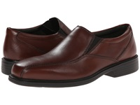 Bostonian Bolton Brown Smooth Leather Men's Slip On Dress Shoes