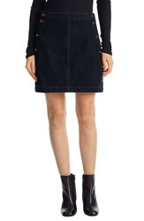 J Brand Women's 'Ashlyn' Side Button Miniskirt