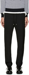 Diesel Black Gold Drawstring Trousers