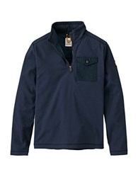 Timberland Mount Garfield Pullover Top Blue
