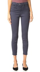 L'agence Margot High Rise Ankle Skinny Jeans Stingray