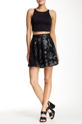 Romeo And Juliet Couture Lace Skirt Black
