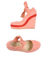 Twin Set Simona Barbieri Pumps Salmon Pink