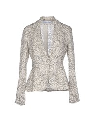 Christian Dior Dior Suits And Jackets Blazers Women Light Grey