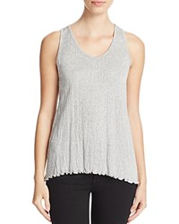 Nation Ltd. Ltd Georgie Racerback Tank Heather Grey