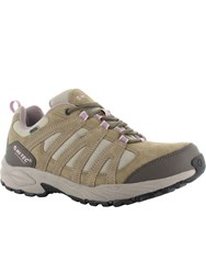 Hi Tec Alto Ii Waterproof Walking Shoes Beige
