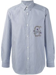 Golden Goose Deluxe Brand 'Logan' Shirt Blue