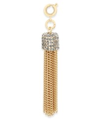 Inc International Concepts Gold Tone Tassel Charm Only At Macy's
