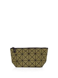 Issey Miyake Lucent Frost Pouch Khaki