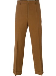 Marni Classic Chinos Brown