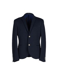 Daniele Alessandrini Homme Suits And Jackets Blazers Men Dark Blue