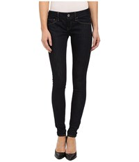 G Star 3301 Deconstructed Low Super Skinny Jeans In Visor Stretch Denim Raw Visor Stretch Denim Raw Women's Jeans Black