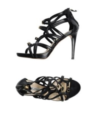 The Seller Sandals Black