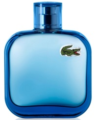 Lacoste Eau De Lacoste L.12.12 Powerful Blue Eau De Toilette 3.3 Oz No Color