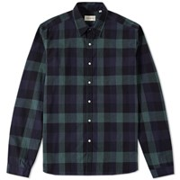 Oliver Spencer New York Special Shirt Green