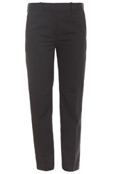 3.1 Phillip Lim Straight Cropped Trouser Black