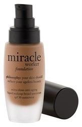 Philosophy 'Miracle Worker' Miraculous Anti Aging Foundation Spf 30 1 Oz Shade 10