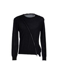 Takeshy Kurosawa Knitwear Jumpers Men Black