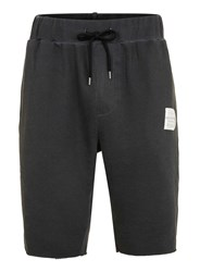 Topman Religion Black Long Length Shorts