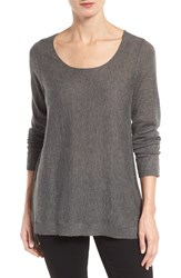 Eileen Fisher Women's Scoop Neck Sweater
