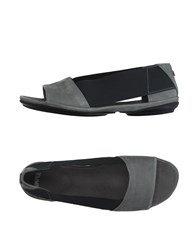 Camper Footwear Sandals Women Grey