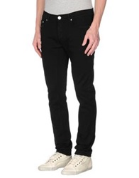 Frankie Morello Denim Pants Black